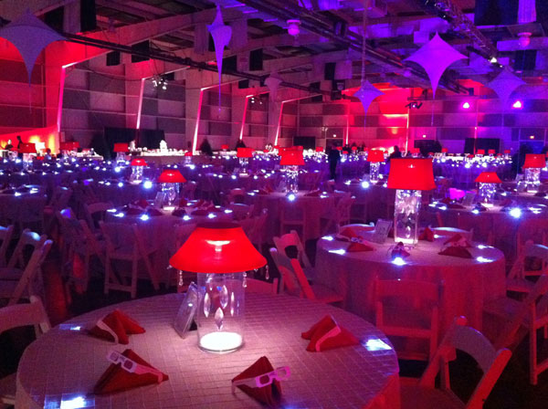 Accent Lighting for any event