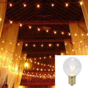 Led Globe Light Package