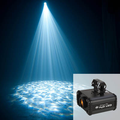 Led Water Effect Projector Rentals In Central Oregon